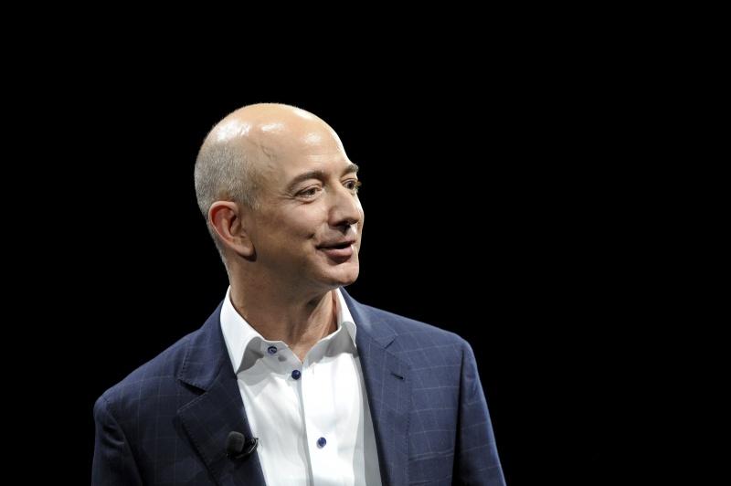 """JAV dienraščio """"The Washington Post"""" kontrolę perima """"Amazon"""" įkūrėjas Jeffas Bezosas"""