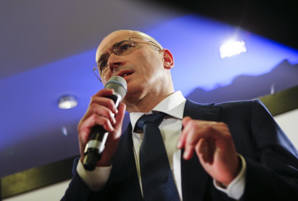 M. Chodorkovskis