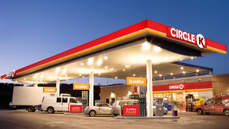 """""""Statoil"""" degalinės Europoje bus pervadintos į """"Circle K"""""""
