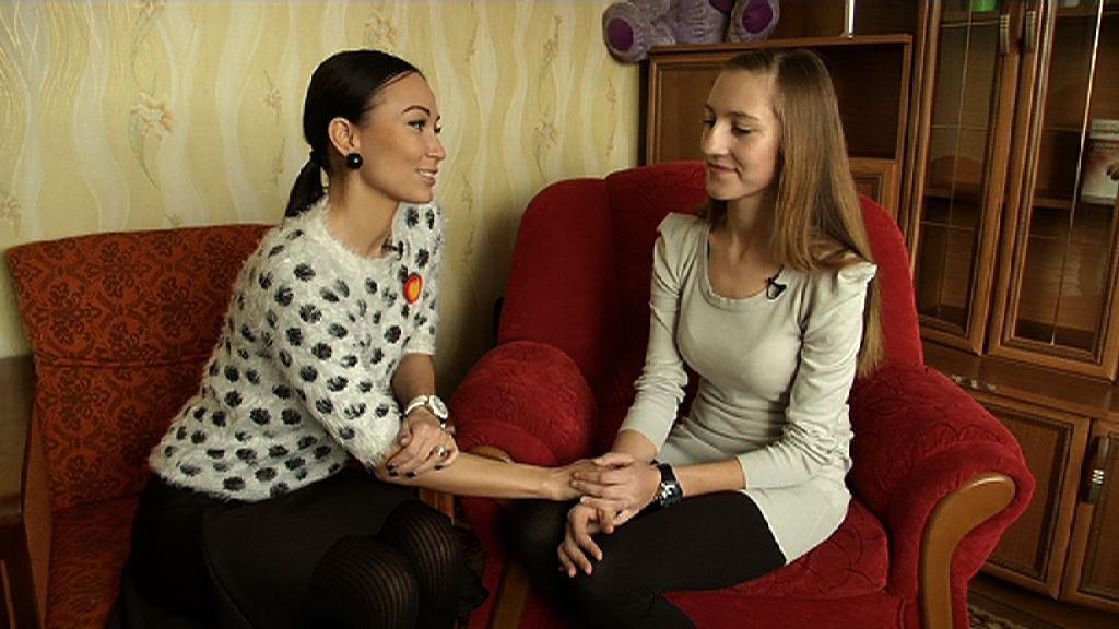 Karina Krysko-Skambinė ir Inga