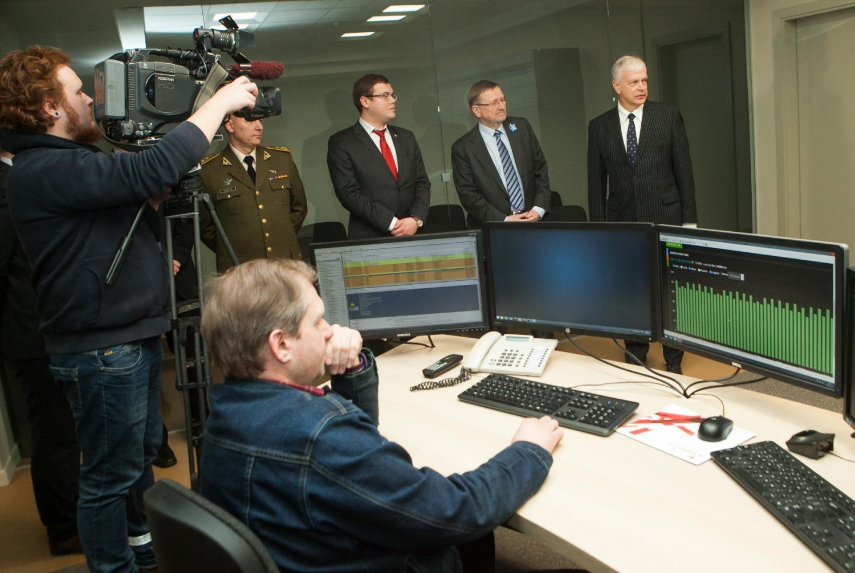 Pradeda veikti analogų Lietuvoje neturintis kibernetinės saugos padalinys