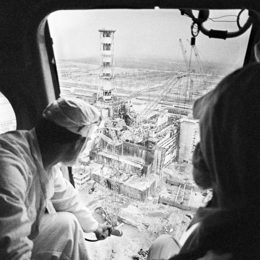 1986 metų Černobylio katastrofos pasekmių likvidavimo darbai