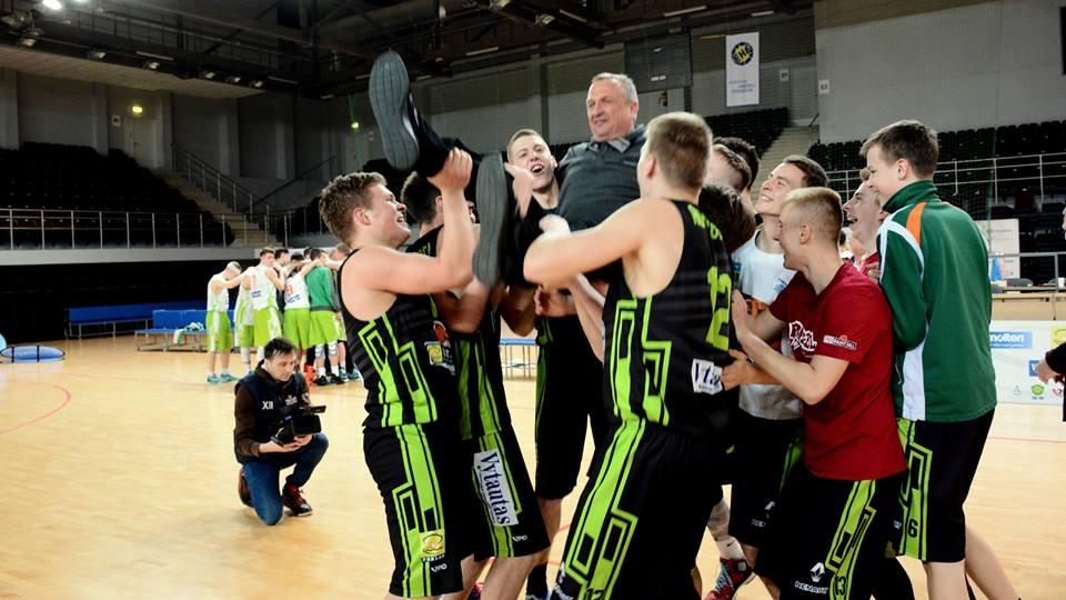 Alytaus krepšininkai triumfavo MKL pirmenybėse/Lauro Baranausko nuotr.