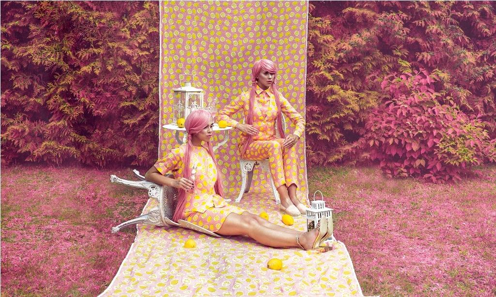 """Julijos Žižės kolekcija """"Squeeze Me"""""""