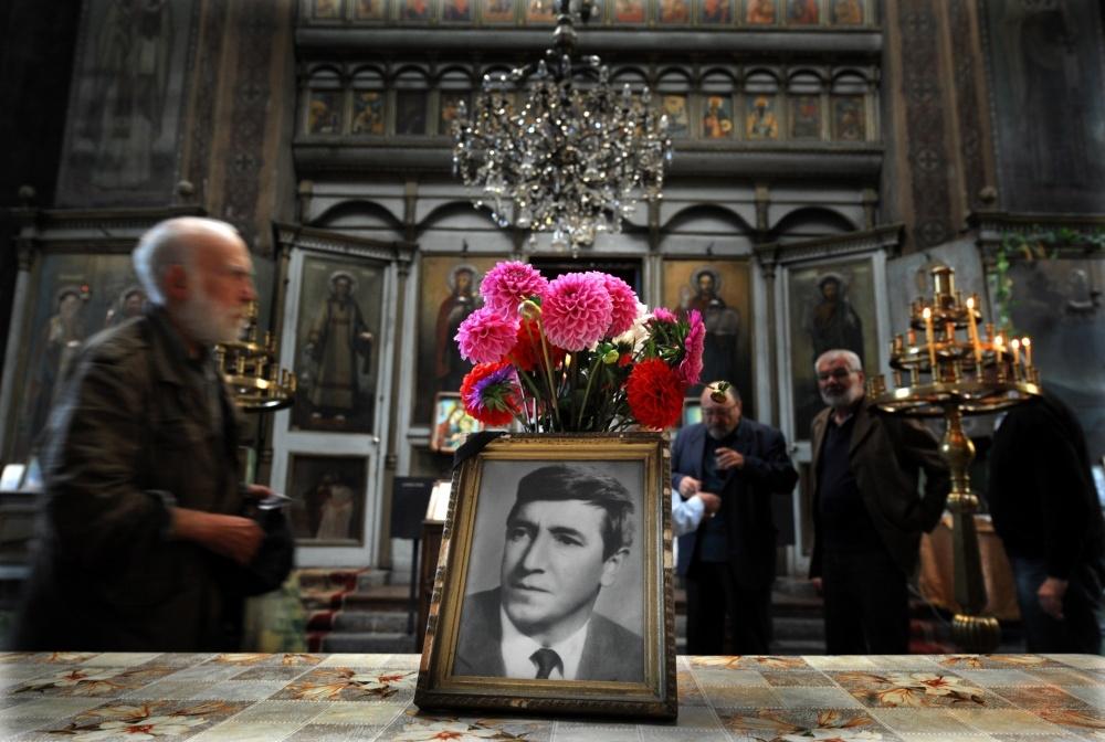 Bulgarų disidentas Georgijus Markovas buvo nužudytas Londone 1978 metais
