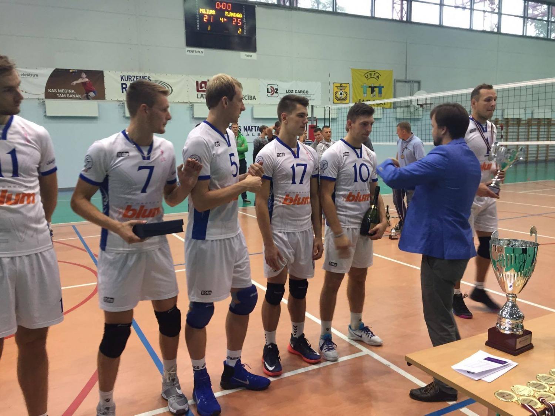 """Flamingo Volley-SM Tauro"" turnyre Ventspilyje"