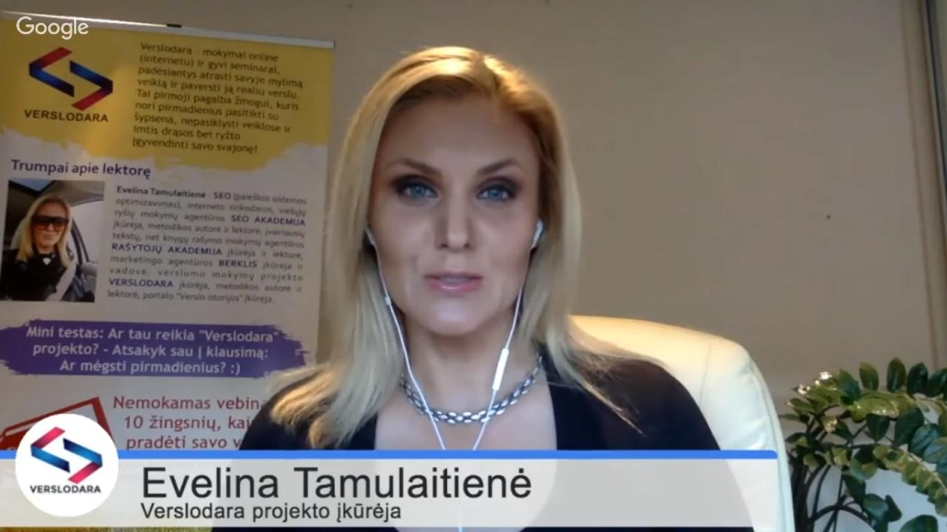 Evelina Tamulaitienė