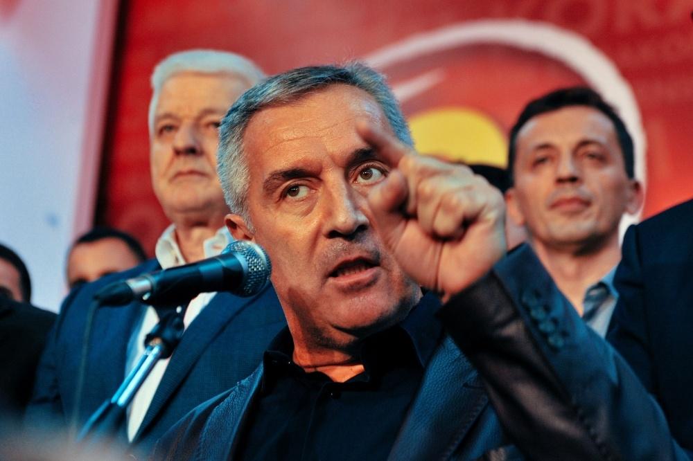 Juodkalnijos premjeras Milo Džukanovičius laimėjo rinkimus, bet žada trauktis iš posto