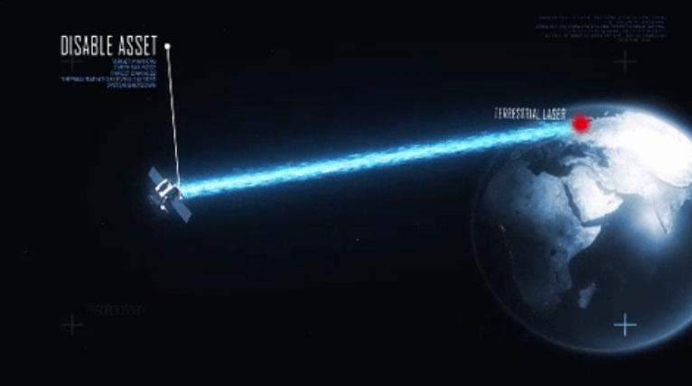 Nauji kosminiai ginklai