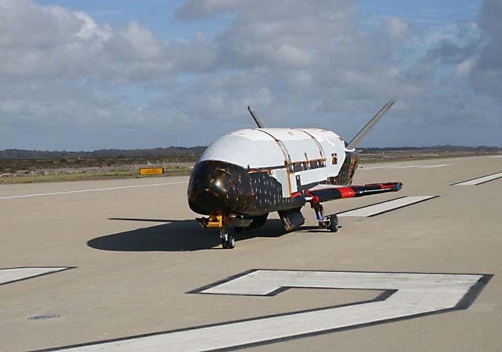 Amerikiečių kosminis bepilotis X37B