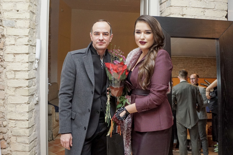 Egidijus Sidaras ir Marija Palaikytė