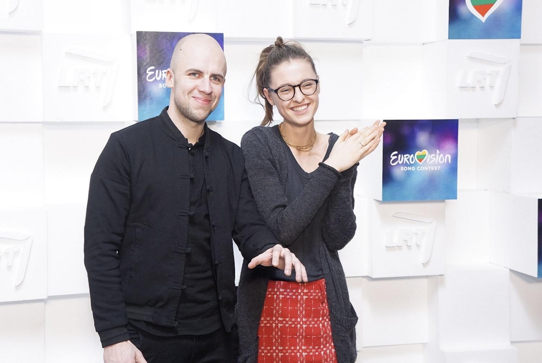 Eurovizijos atrankos pristatymas