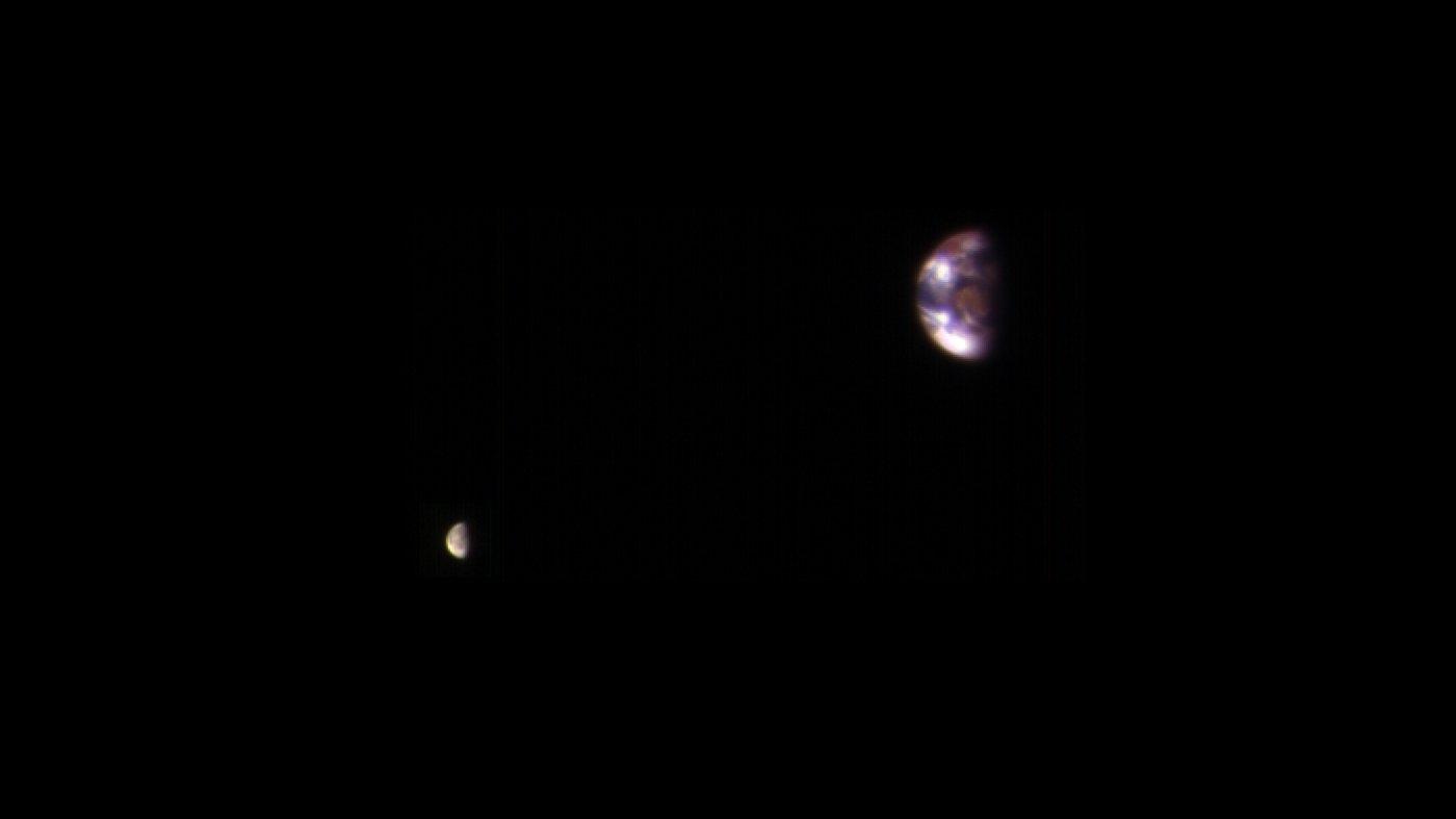 Žemė iš Marso