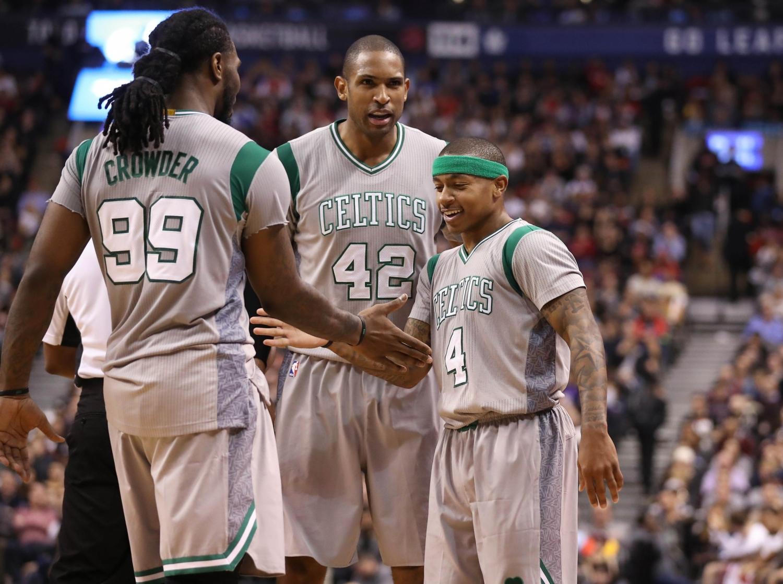 """Raptors"" – ""Celtics"""