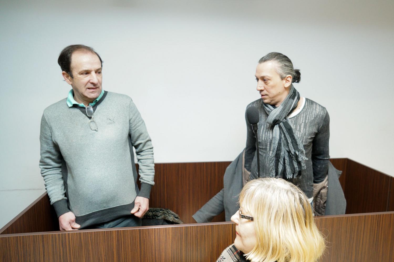 Augustinas Kissas ir Marianas Sergiu Vilaroiu