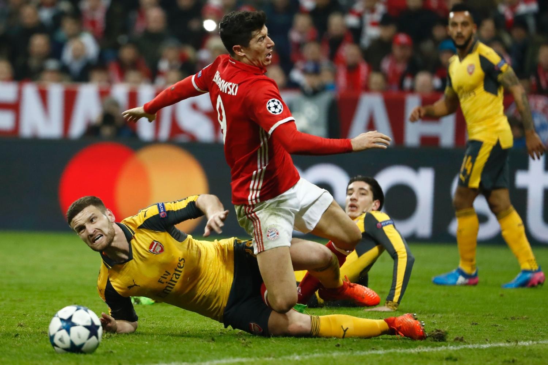 """""""Bayern"""" - """"Arsenal"""""""