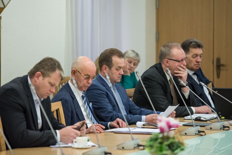 Seimo LSDP frakcijos posėdis