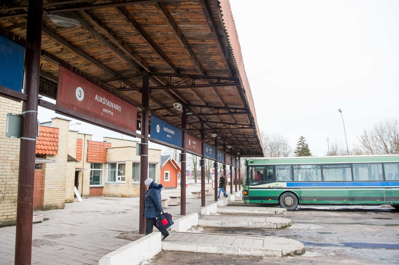 Trakų autobusų stotis