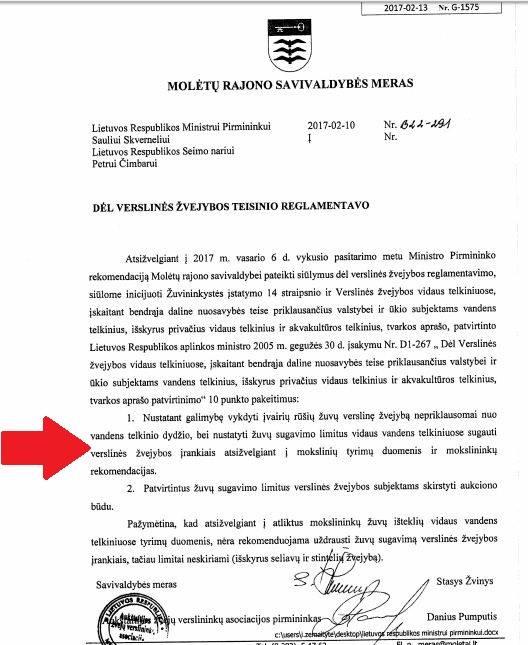 Stasio Žvinio raštas