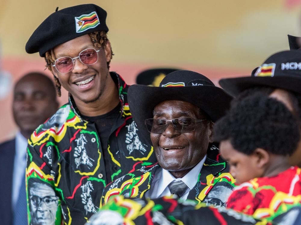 Robertui Mugabe jau 93-eji