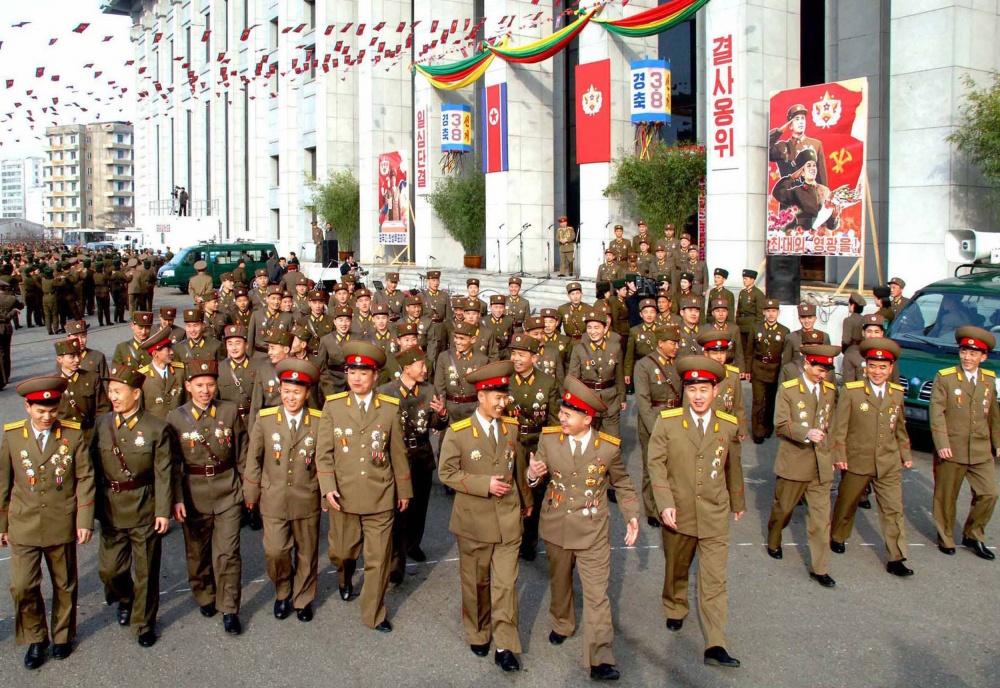 1950-53 metų Korėjos karo patirtis – svarbi Šiaurės Korėjos tapatybės dalis