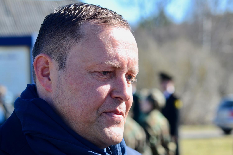 Latvijos vidaus reikalų ministras Rihardas Kozlovskis
