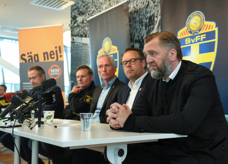 Skandalas Švedijos futbole
