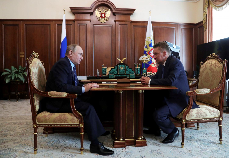 V. Putino kabinetas