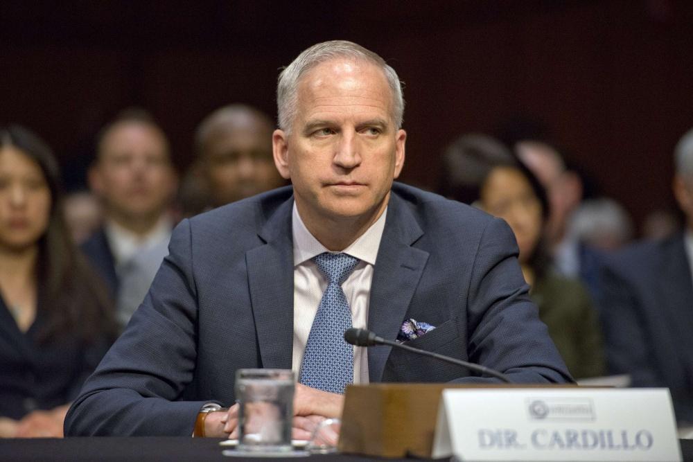 JAV Nacionalinės geoerdvinės žvalgybos agentūros (NGA) direktorius Robertas Cardillo