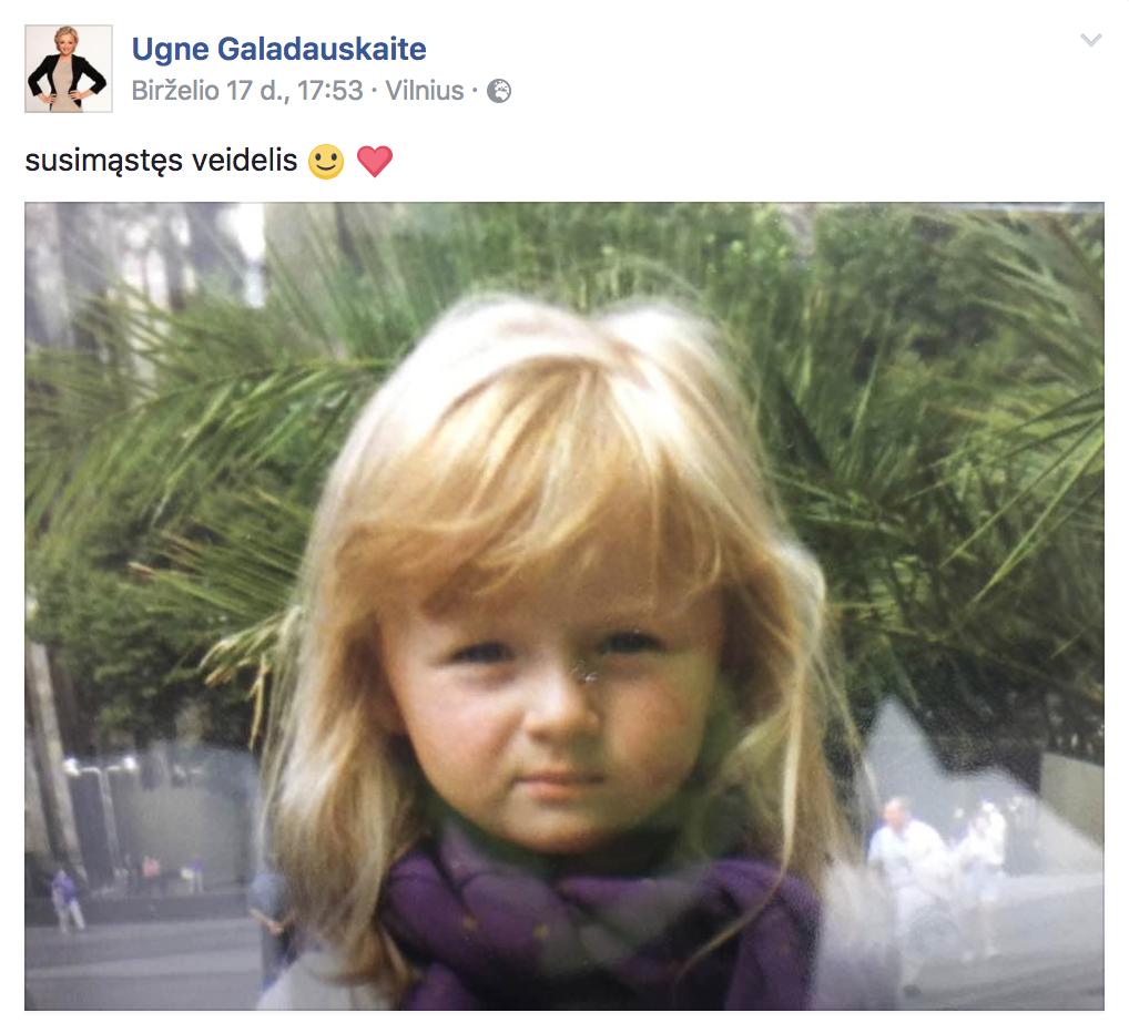 Ugnė Galadauskaitė