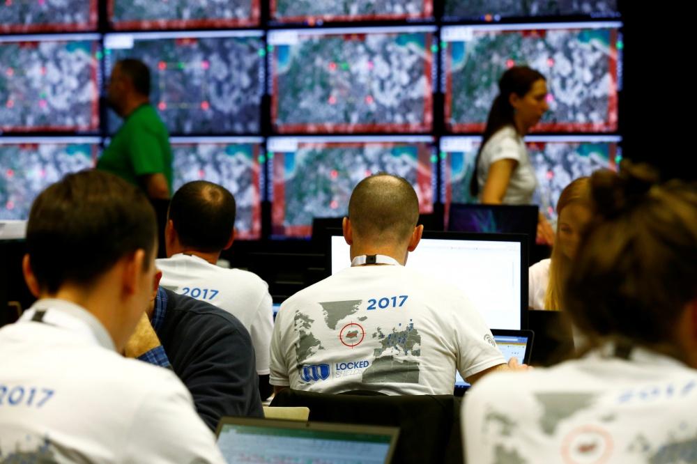 NATO pratybos Estijoje įsikūrusiame Bendros kibernetinės gynybos kompetencijos centre