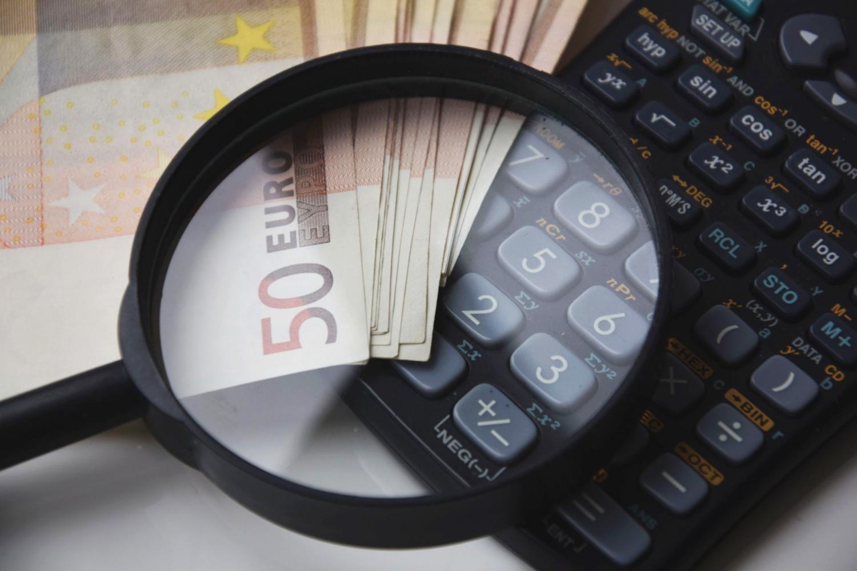 Kaip išmokti taupyti