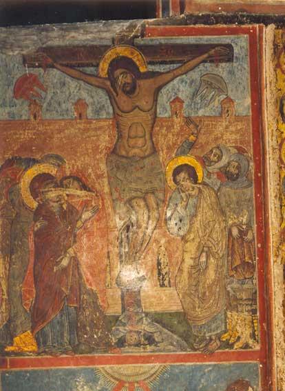 Svetitskhoveli freska (nuotr. https://commons.wikimedia.org)