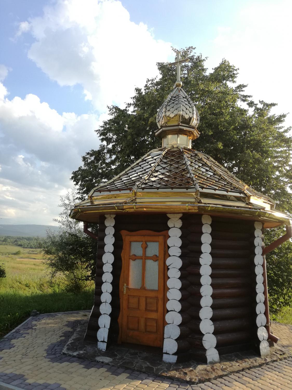Ukraina. Kelias į Truskavecą.