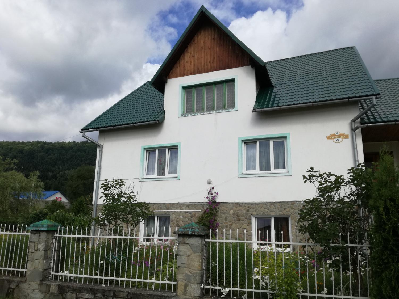 Skolėje apsistojome name Serbina gatvėje.