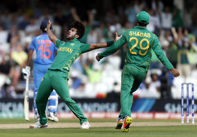 Kriketo rungtynės tarp Indijos ir Pakistano