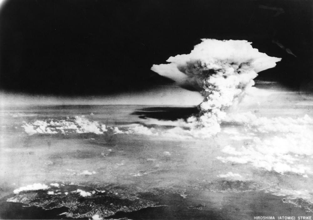 Atominis sprogimas Hirošimoje