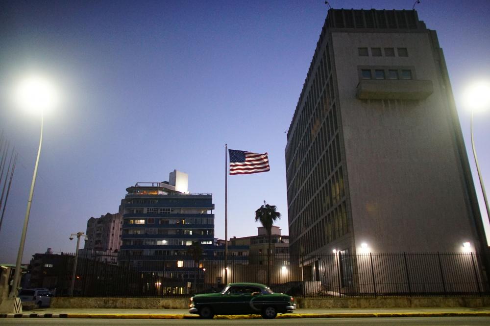 JAV ambasada Kubos sostinėje Havanoje