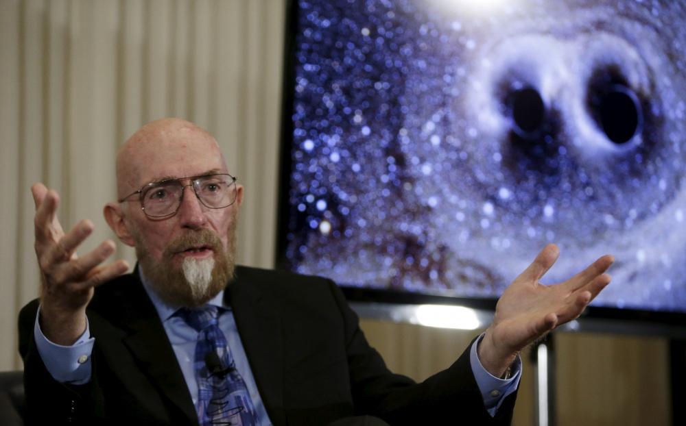 2017-ųjų Nobelio fizikos apdovanojimas