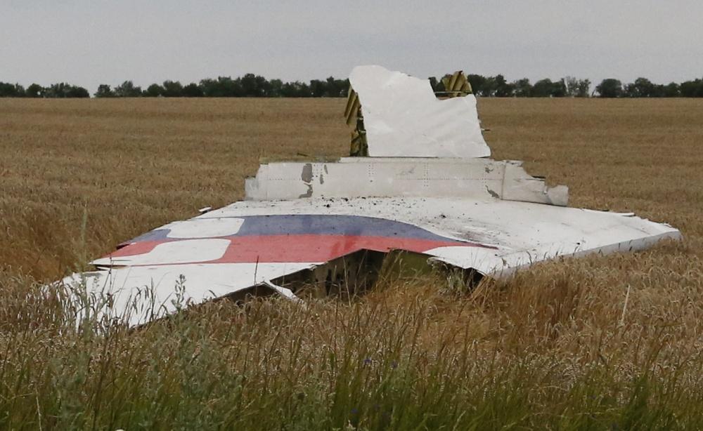 """Rytų Ukrainoje numuštas keleivinis lėktuvas """"Boeing-777"""""""