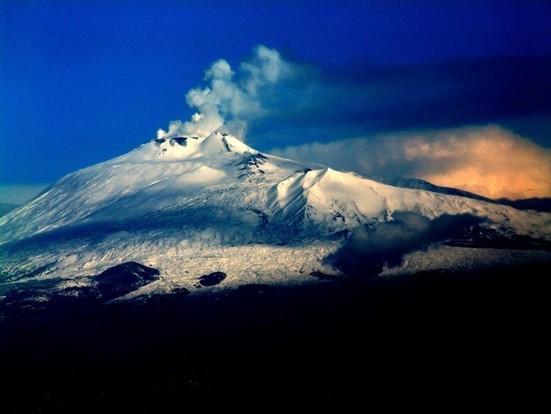 Kas yra ugnikalniai
