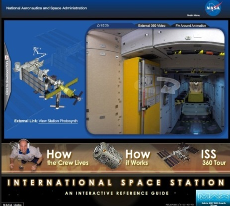 Living Stronger NASA astronaut 57 setting records and