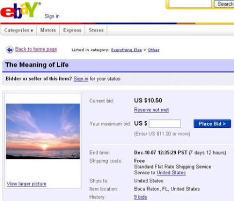 Perkamiausios prekes ebay