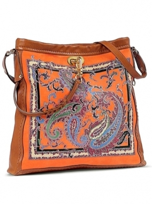 ...вниманию коллекцию сумок от итальянского бренда Etro, созданную в...