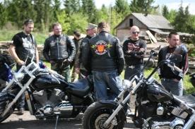 RISING THUNDER - Custom bike show 2011